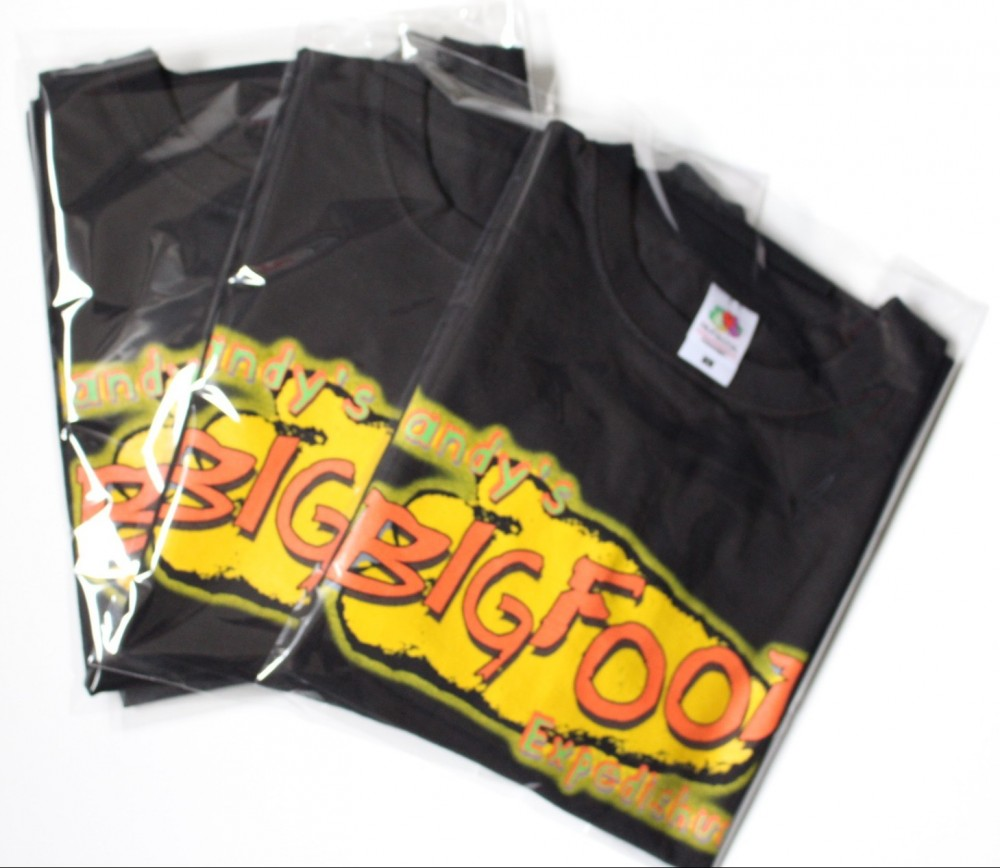 Bigfoot Expedishun Logo T-Shirt