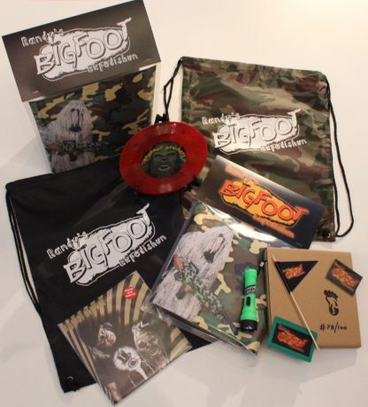 Randy's Bigfoot Expedishun Collector's Kit