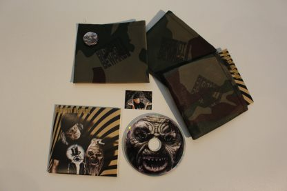 Bigfoot Beware Mini CD Collector's Edition