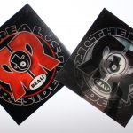 REAL Residents stickers Lenticulars