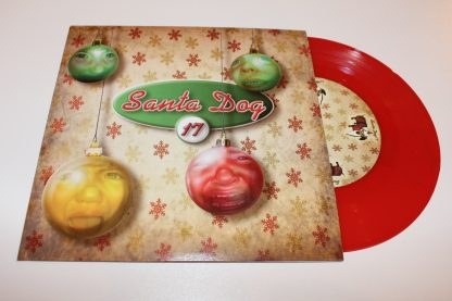 Santa Dog 17 Limited Red Vinyl