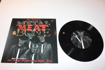 The Residents - Metal, Meat & Bone - Six Songs Inspired by Dyin' Dog